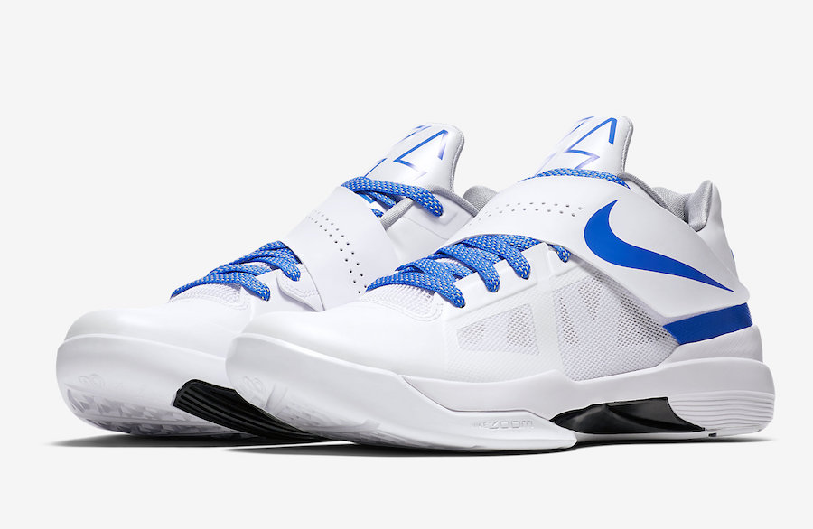 Nike KD 4 Thunderstruck AQ5103-100 Think 16 Release Date