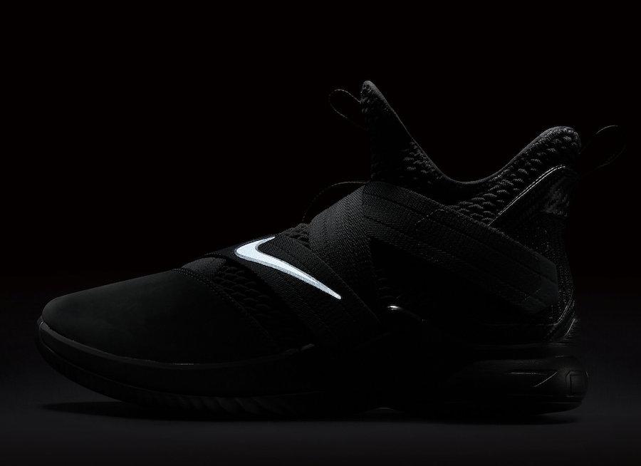 buy popular 37643 7da1b Nike LeBron Soldier 12 Dark 23 AO4054-002 - Sneaker Bar Detroit