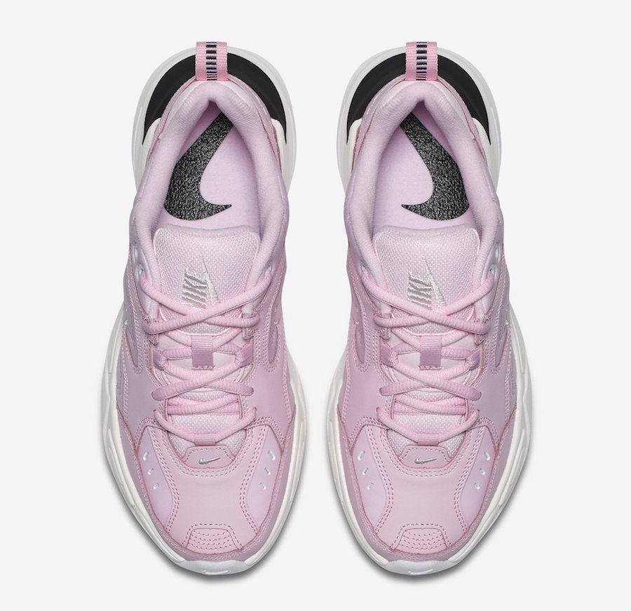 Nike M2K Tekno Pink AO3108-600 Release Date