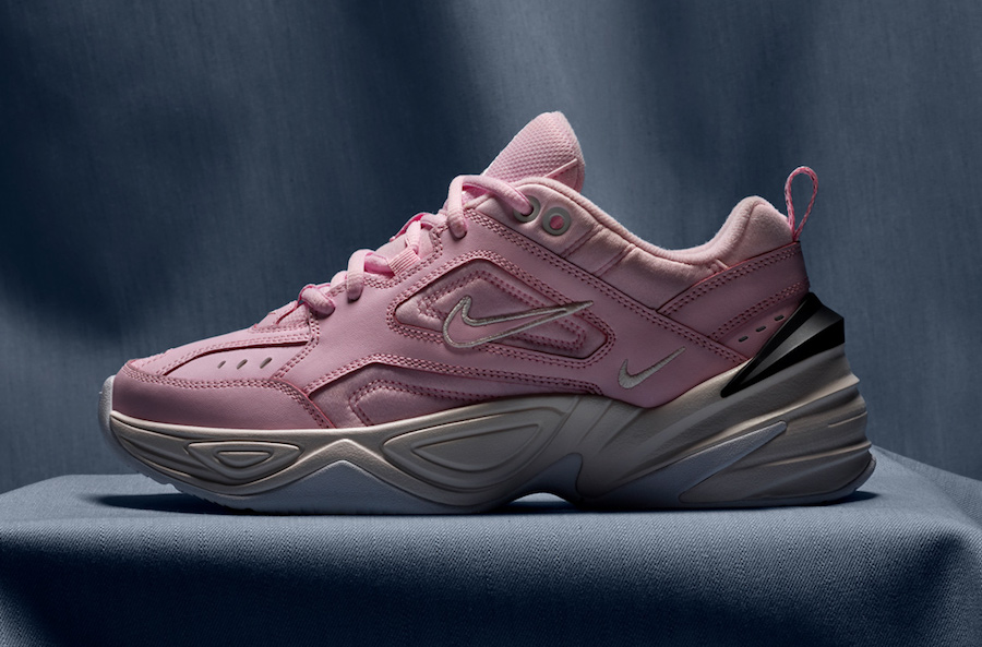 more photos save up to 80% fashion Nike M2K Tekno Pink AO3108-600 Release Date - Sneaker Bar ...