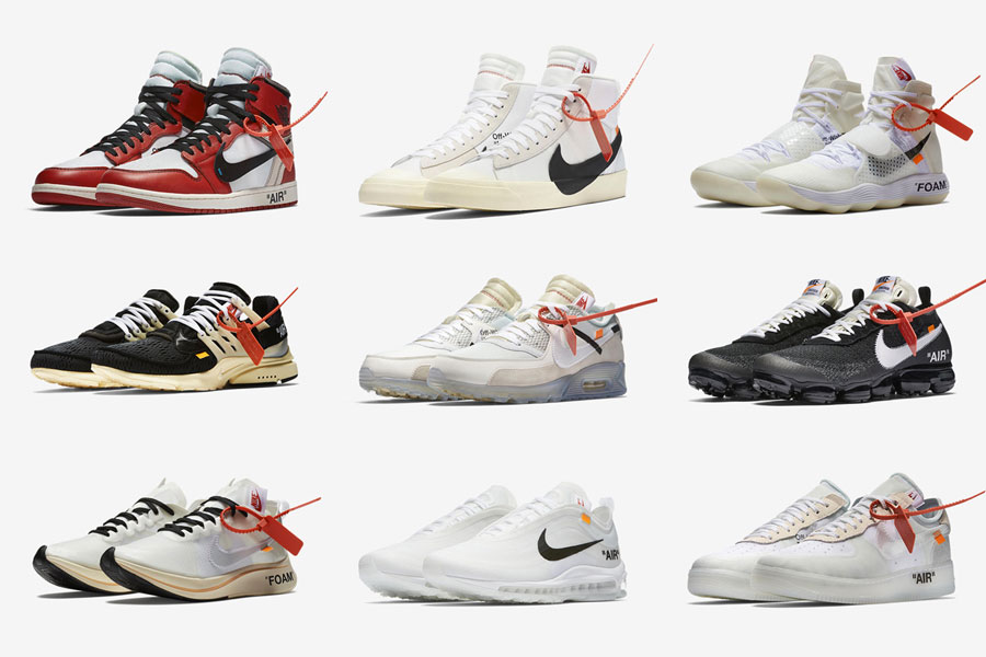 new york popular stores popular stores Off-White Nike The Ten Collection Instagram Raffle - Sneaker ...