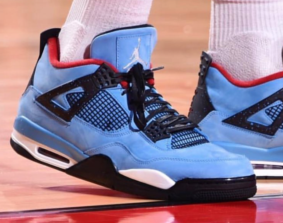 ae7682e8ecee09 Travis Scott will be collaborating with Jordan Brand to release his very  own Air Jordan 4 ...