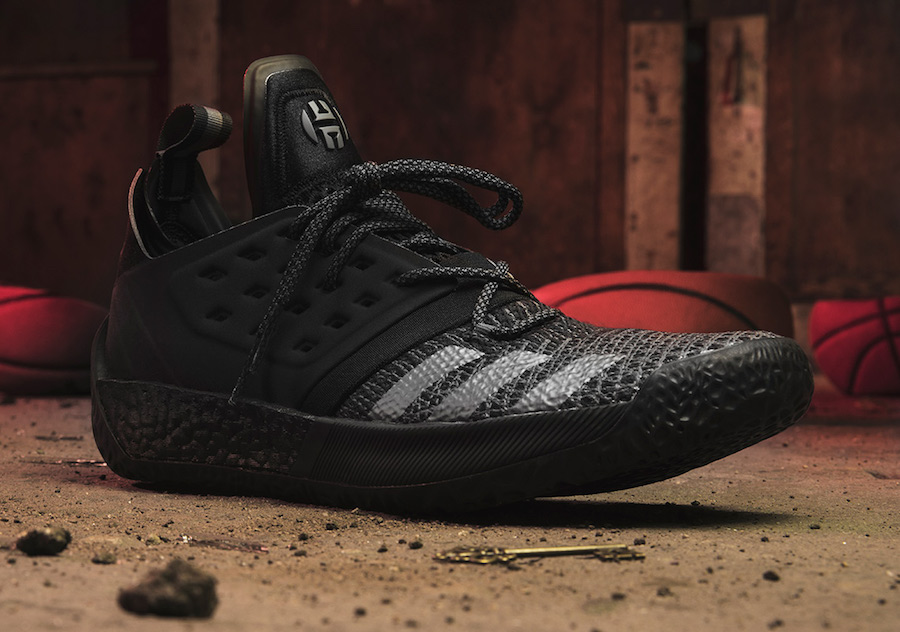 adidas Harden Vol. 2 Nightmare F34361