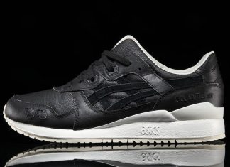 ASICS Gel Lyte III Reptile Leather Pack