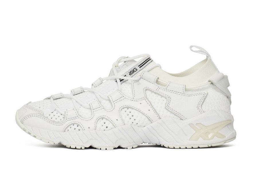Asics Gel-Mai Knit Triple White