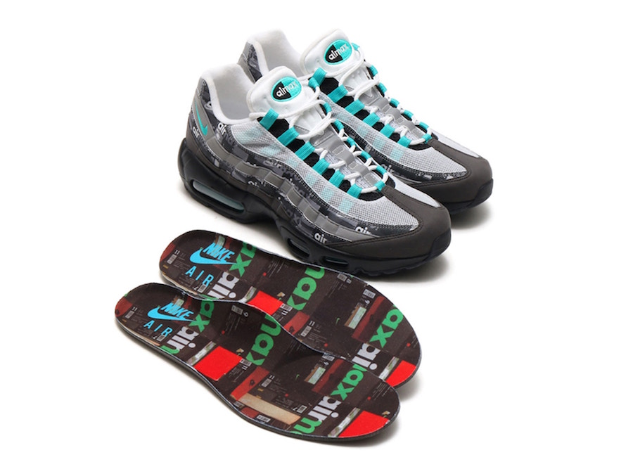 atmos Nike Air Max 95 Jade We Love Nike Pack