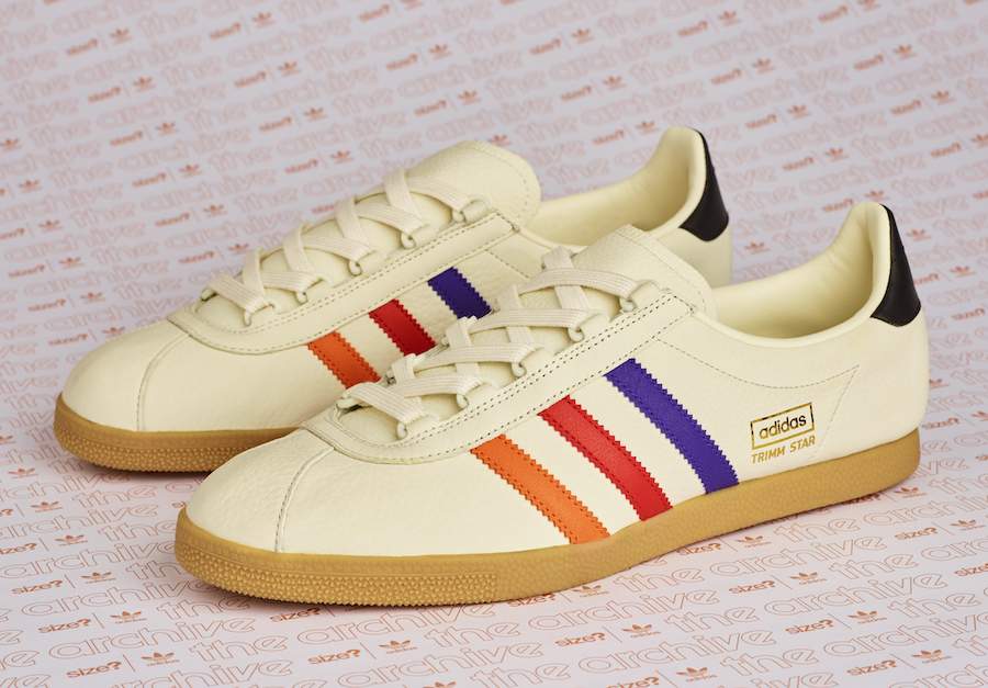 size? adidas Archive Trimm Star VHS Release Date