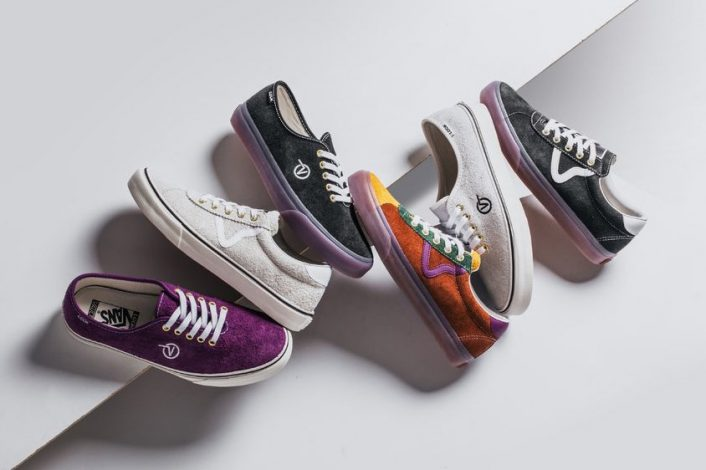 Vans Vault LQQK Studio Collection