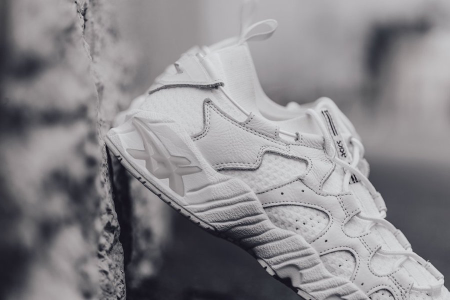 ASICS Gel Mai Knit White