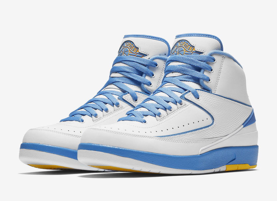 huge selection of 11588 0a4f1 Air Jordan 2 Melo PE 2018 Release Date