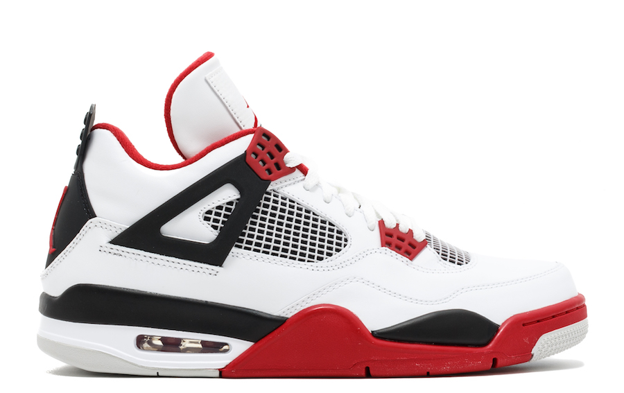 Air Jordan 4 Fire Red 2019 Release Date - Sneaker Bar Detroit b275158cd