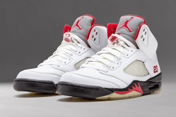 e7c23198038 Air Jordan 5 Fire Red CDP 136027-163 - Sneaker Bar Detroit