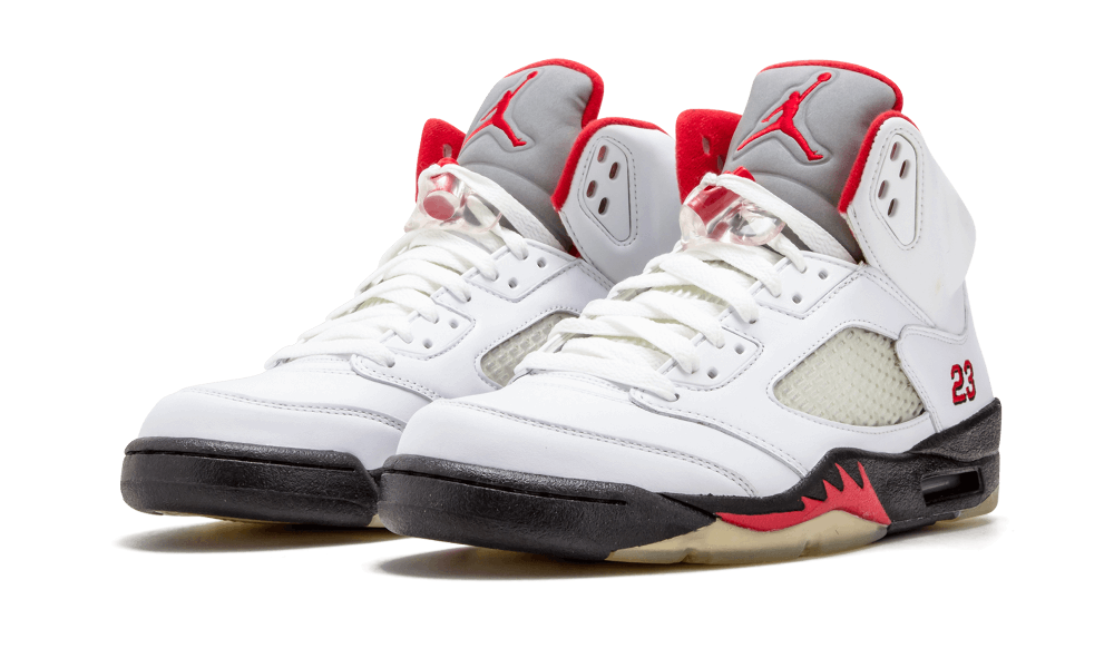 Air Jordan 5 Fire Red CDP 136027-163
