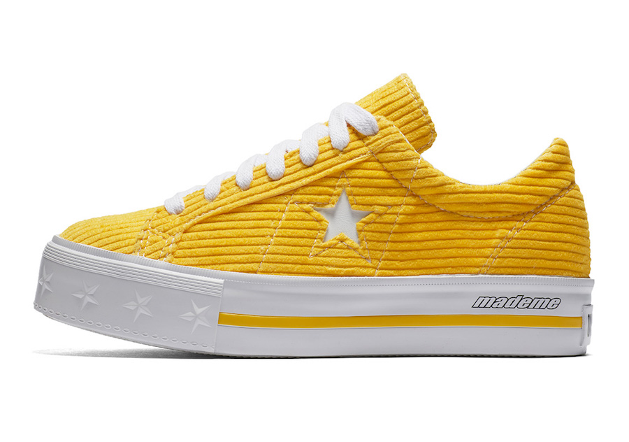 MadeMe Converse One Star