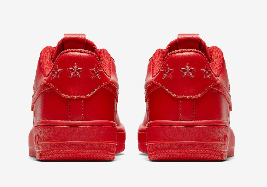 Nike Air Force 1 Low Independence Day Pack Red Release Date