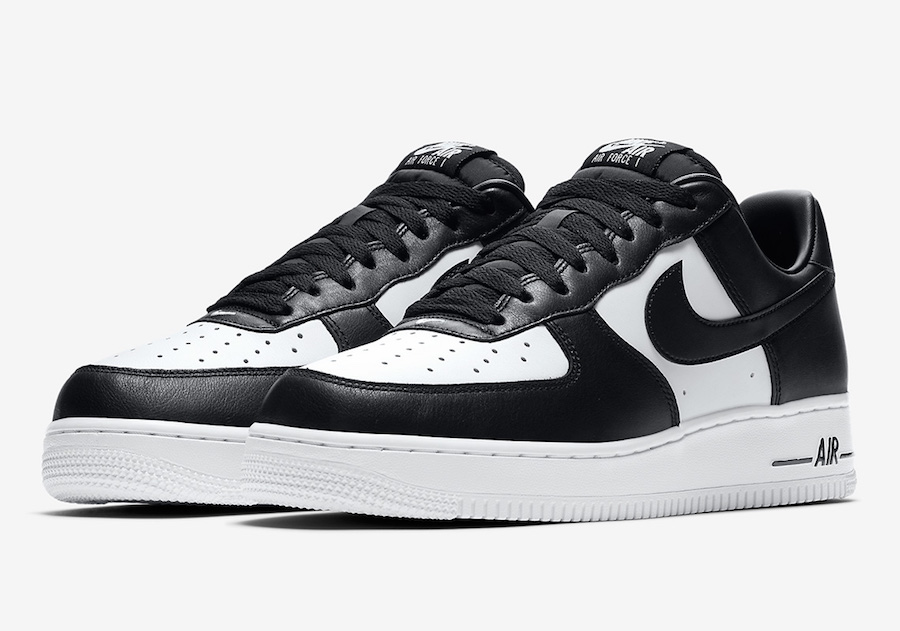 Nike Air Force 1 Low Tuxedo AQ4134-100