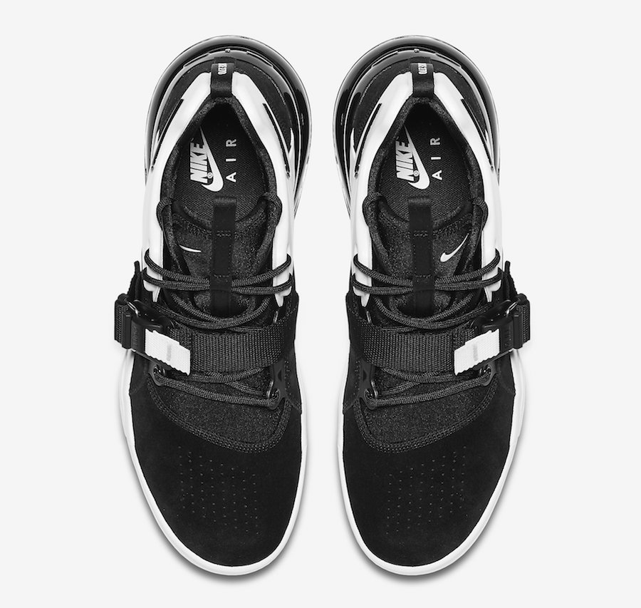 Nike Air Force 270 Black White AH6772-006