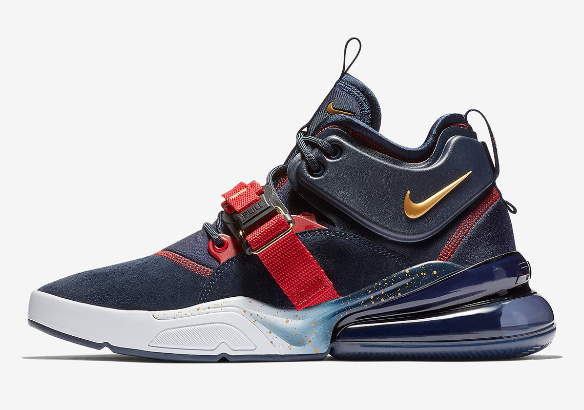 Nike Air Force 270 Olympic Dream Team AH6772-400