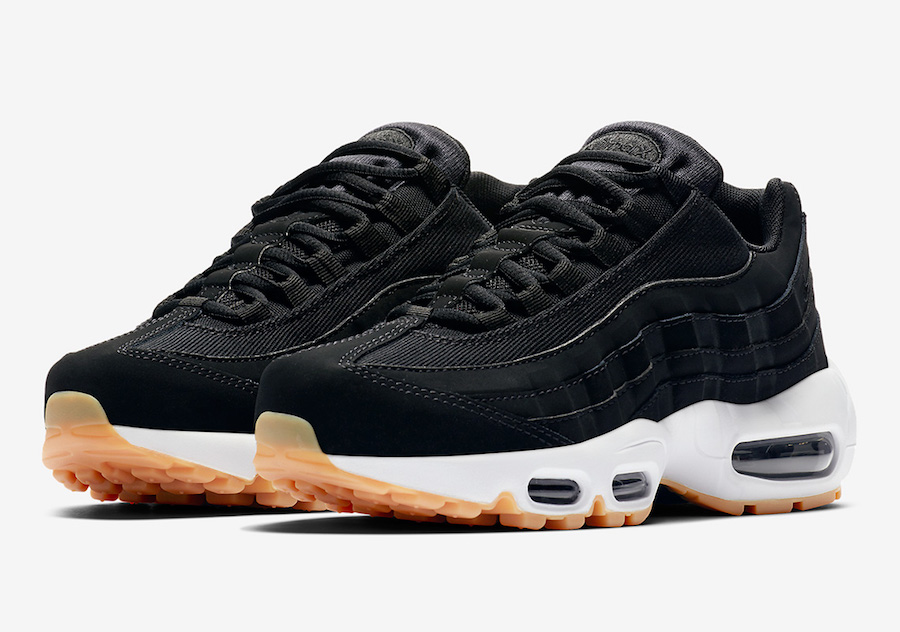 Nike Air Max 95 Premium Black Anthracite Air Max 95 PRM