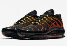 Nike Air Max 97 Plus Shock Orange AH8144-002