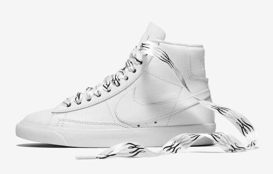 8185f3550adf90 Nike Blazer Mid SW Serena Williams Release Date - Sneaker Bar Detroit