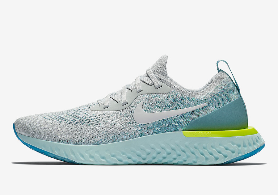 Nike Epic React Flyknit Volt Glow Pack