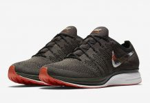 Nike Flyknit Trainer Dark Green AH8396-202