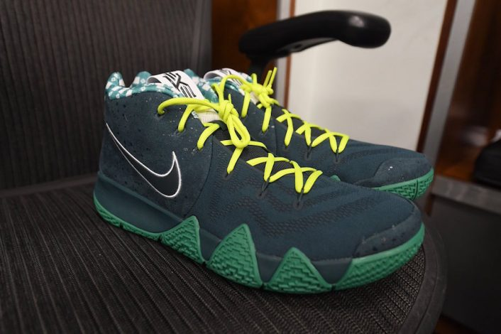 Nike Kyrie 4 Green Lobster