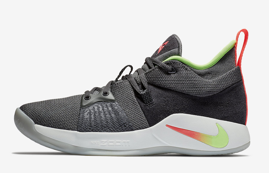 Nike PG 2 Hot Punch AJ2039-005 Release Date