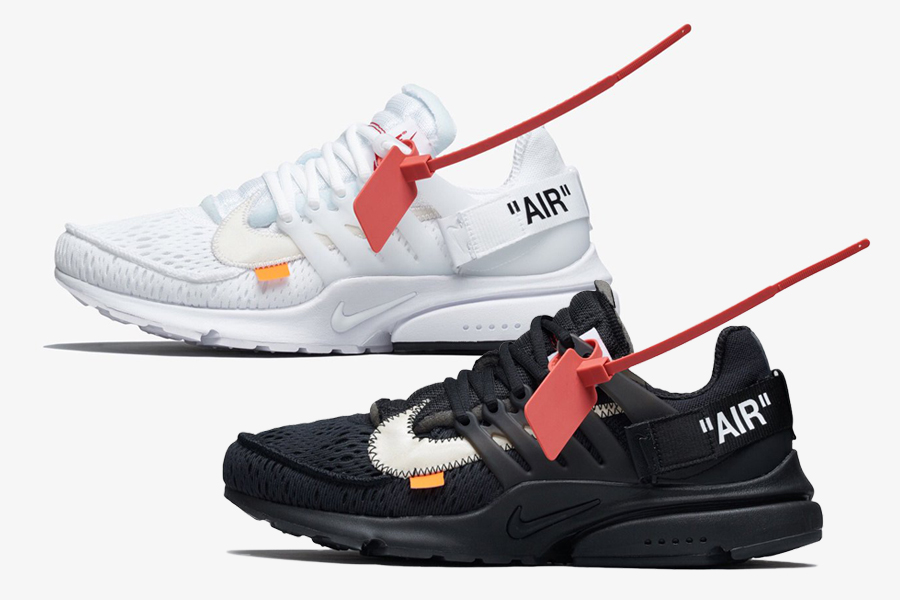 wholesale dealer b9216 6793f Off-White Nike Air Presto 2018 Black White Release Date ...