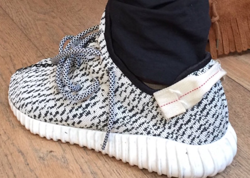Kanye West adidas Yeezy Boost 350 Sample