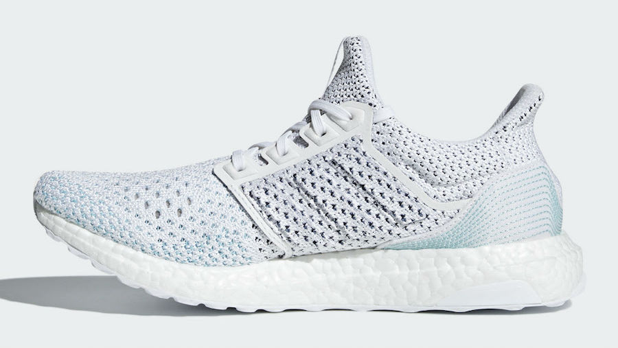 Parley adidas Ultra Boost LTD BB7076 Release Date