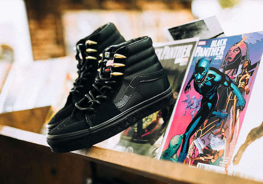 Vans Marvel Avengers Pack