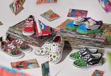 Vans Marvel Pack