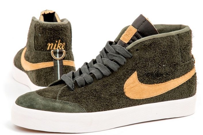 WE CLUB 58 Nike SB Blazer Release Date AH6158-369