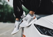 Whitaker Car Club x adidas NMD Racer