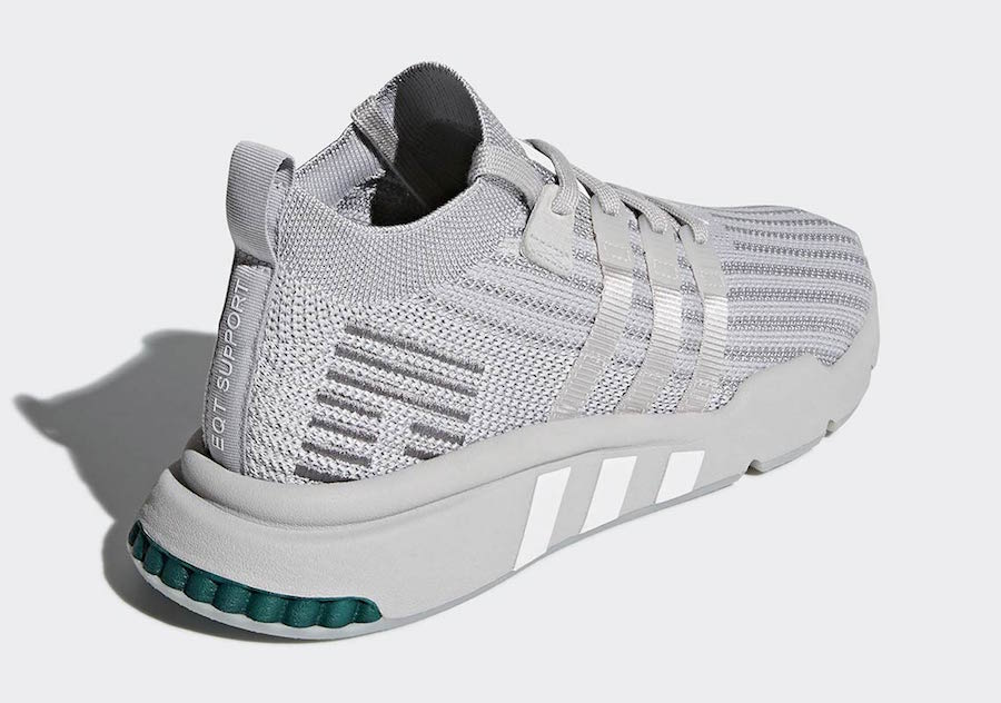 adidas EQT Support Mid ADV Silver Metallic B37372 Release Date