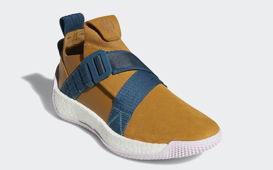 2a237859fb94 adidas Harden LS 2 Buckle Colorways - Sneaker Bar Detroit