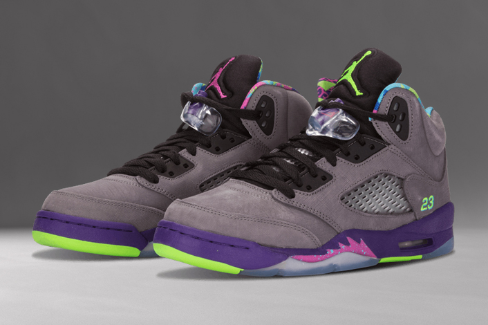meet 24c3d 86b44 Jordan Brand debuted the Air Jordan 5 Bel Air back in October ...