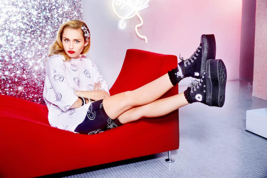 Miley Cyrus x Converse Collection Release Date