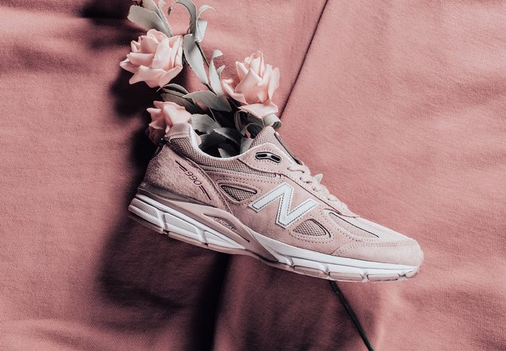 New Balance 990 Faded Rose Pink