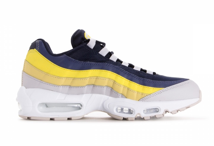 Nike Air Max 95 Lemon Wash 749766-107
