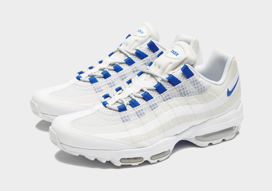 Nike Air Max 95 Ultra SE White Blue
