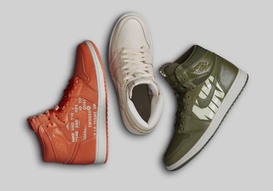 f0c4e212650d22 Air Jordan 1 High OG Nike Air Pack Release Date - Sneaker Bar Detroit