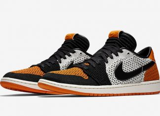 "4d86d5794a2d43 Air Jordan 1 Low Flyknit ""Shattered Backboard"" Official Photos. Jul 18 ..."