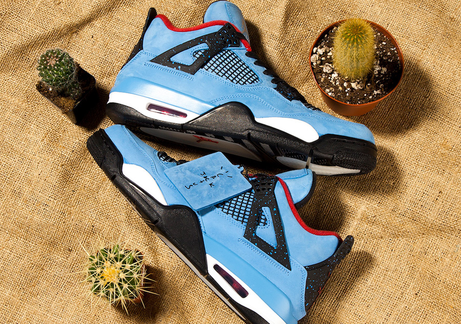 ea77dfe1a5823f Air Jordan 4 Travis Scott Release Date - Sneaker Bar Detroit
