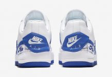 Nike Air Force 1 Jester XX White Blue AO1220-104