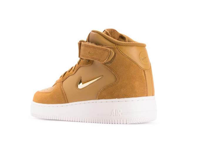 Nike Air Force 1 Mid O7 LV8 Muted Bronze 804609-200