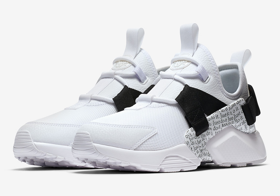 Nike Air Huarache City Low Just Do It AO3140-100 Release Date