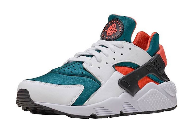 Nike Air Huarache Miami Hurricanes AT4254-102